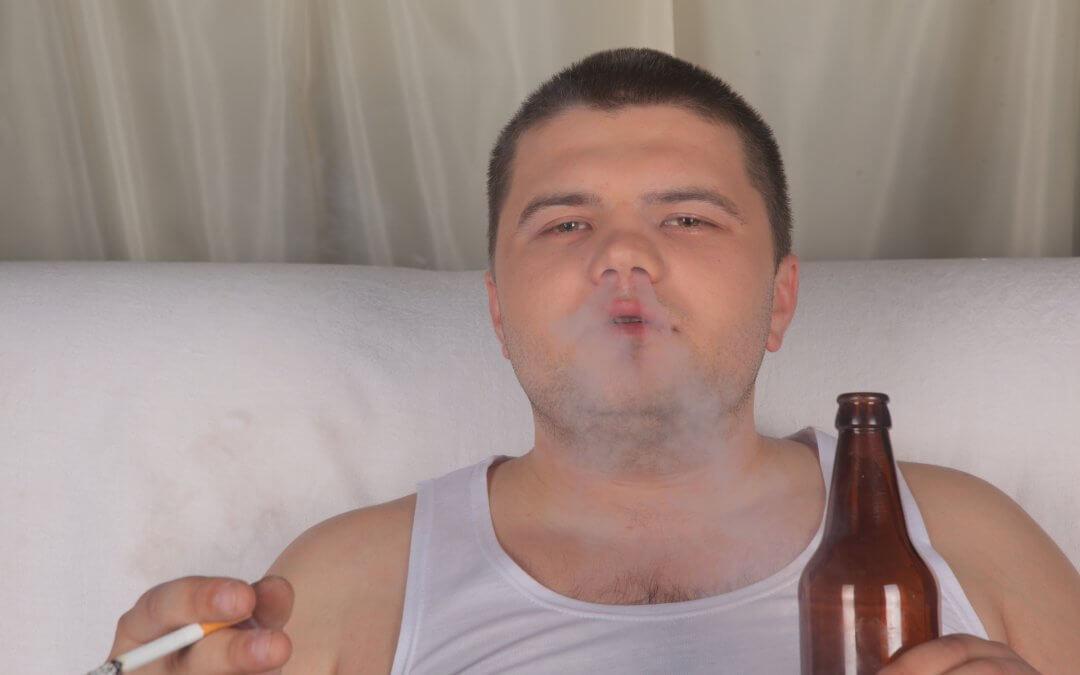 Fajčenie a obezita škodia mužskej plodnosti