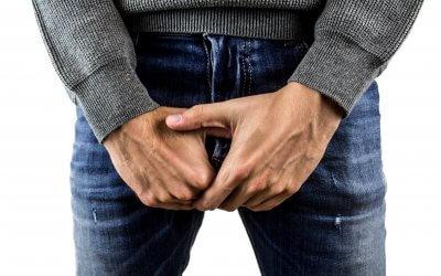Mužské pohlavné zdravie v merku
